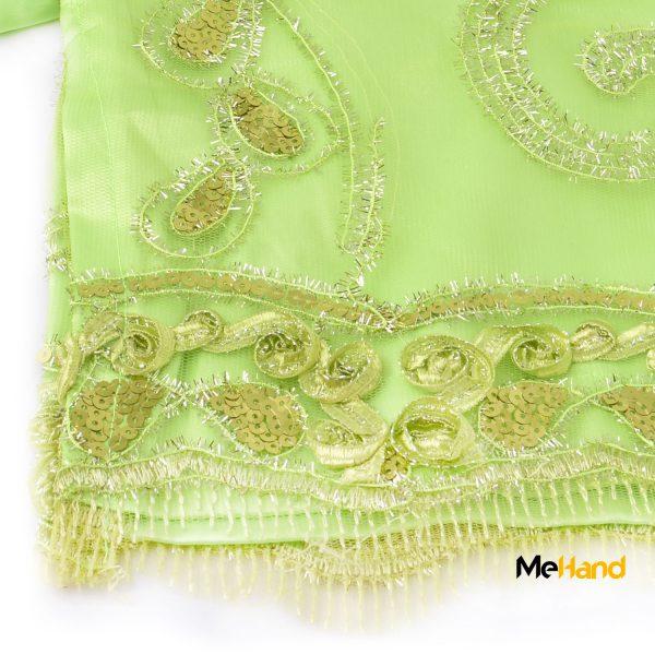 Girl persian cloth
