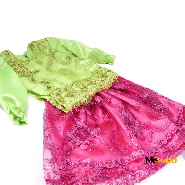 Persian girl traditional clothe