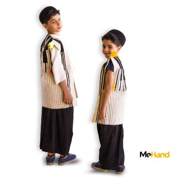 Persian boy cloth