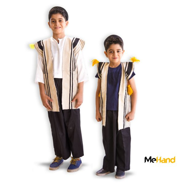 Persian traditional boy clothe