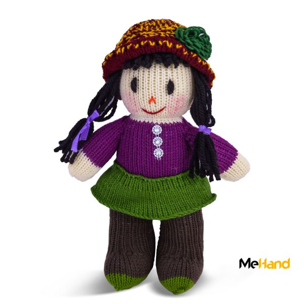 Woven doll
