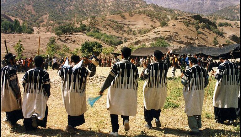 Bakhtiari clothes