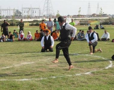 Local games of Ardabil