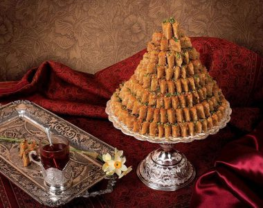 Sweets of Qazvin province