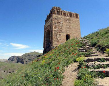 Zahak castle